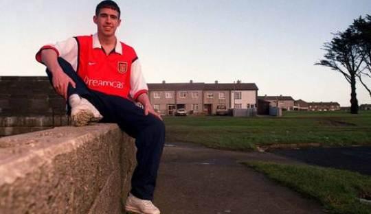 Pelajaran dari Kisah Mantan Wonderkid Arsenal