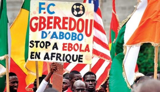 Apakah Sepakbola Lebih Penting dari Ancaman Ebola?