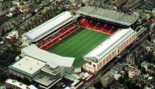 Stadion-Stadion Inggris yang Hanya Tinggal Cerita