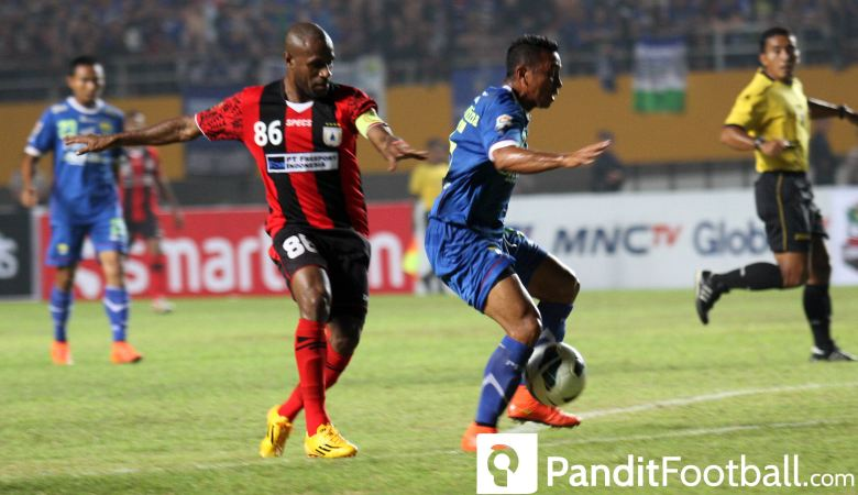 Dominasi Persipura di Liga Super Indonesia