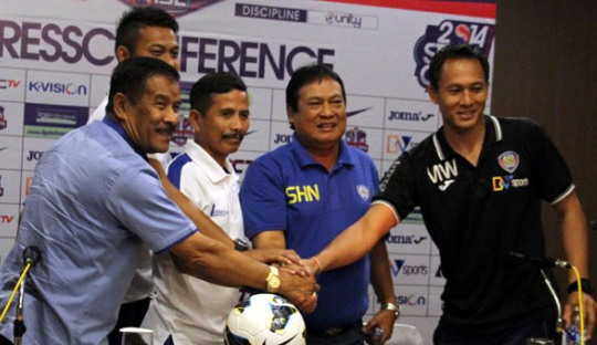Prediksi Pertandingan: Persib Bandung vs Arema Cronus