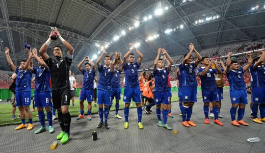 Thailand yang Percaya pada Para Pemain Muda