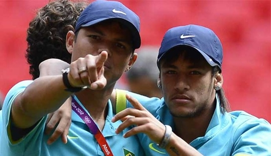 Polemik Dunga, Silva, dan Neymar di Timnas Brasil