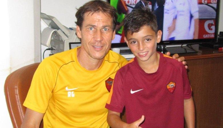 Pierto Tomaselli, Bocah 9 Tahun Gabungan Totti dan Messi