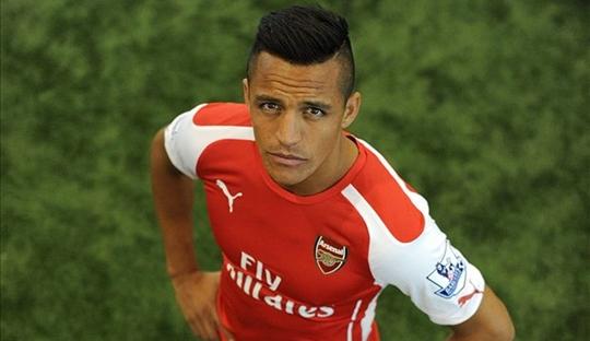 AFC = Arsenal FC / Alexis FC?
