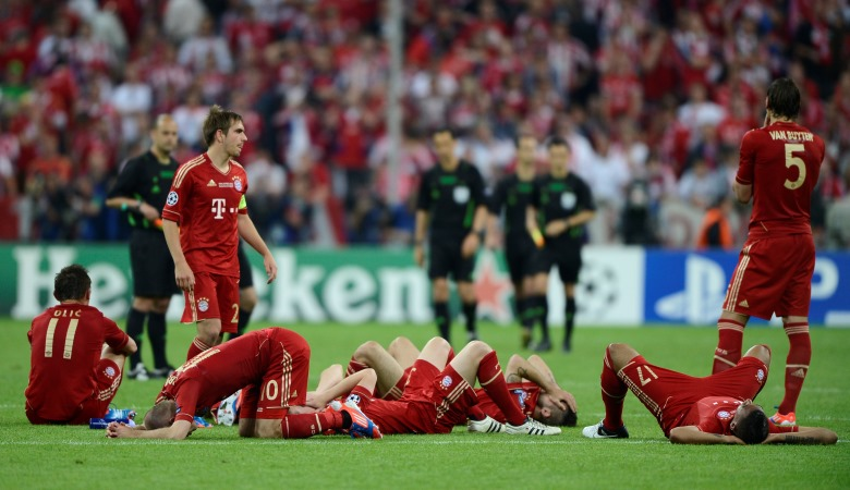 Betapa Sulitnya Menjadi Bayern Munich