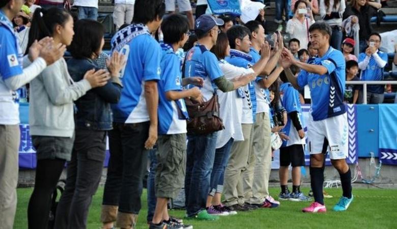 Pemain Jepang ini Memperpanjang Kontrak di Usia 47 Tahun
