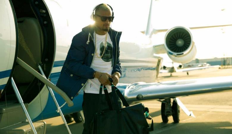 Soal Pesawat, Jangan Main-Main dengan Kevin-Prince Boateng!