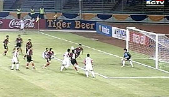 On This Day 2002, Indonesia Bantai Filipina 13-1 di GBK