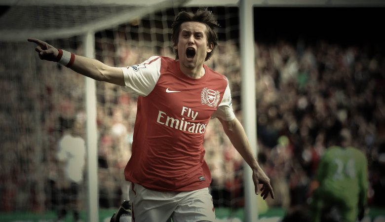 Dilema Rosicky Bagi Arsenal