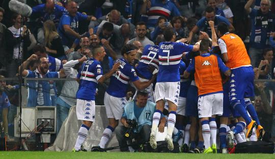 Mihajlovic, Faktor Kegemilangan Sampdoria Musim Ini
