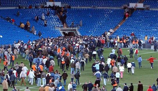 On This Day 2004, Santiago Bernabeu Terancam Diledakkan