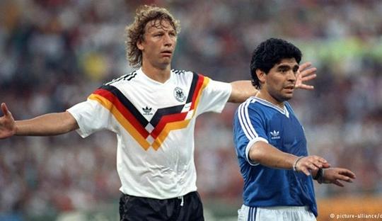 Guido Buchwald: Mencuri Nama Depan Maradona dan Menghantui Smith