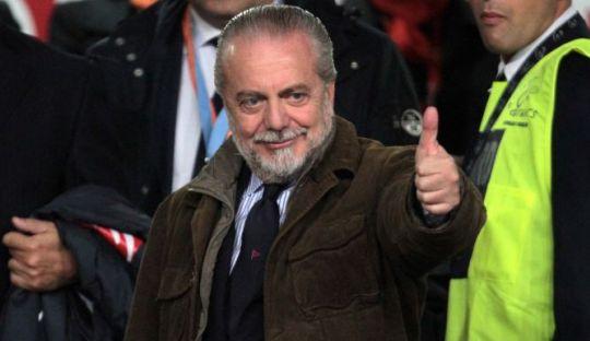 Presiden Napoli Anggap Wasit Membela Juventus