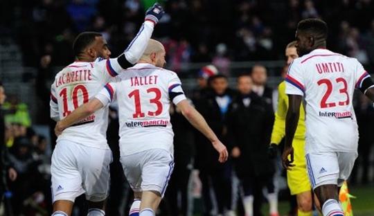 Lyon Bisa Jadi Juara Kejutan Ligue1