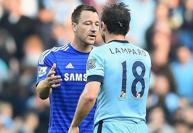 Lampard dan Gerrard sebagai Contoh Bagi Terry