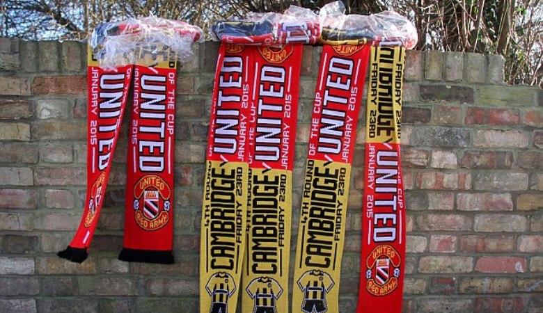 Animo Cambridge United Jelang Menghadapi Manchester United