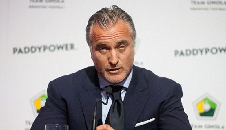 Omong Kosong David Ginola Menjadi Presiden FIFA