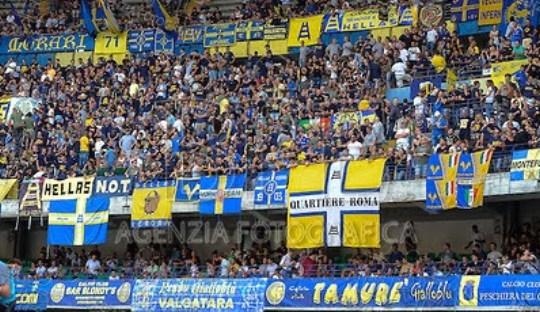 Persaingan Pendukung Hellas dan Chievo di Kota Verona