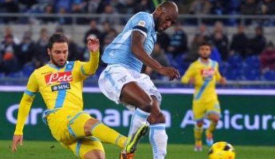 Preview Lazio vs Napoli Dalam Grafis