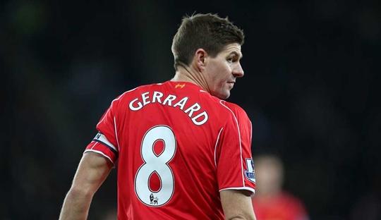 Gerrard Memang Tidak Pernah Bermain dengan Otak