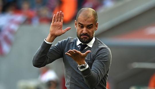 Katalog Hukuman Pep & Mengapa Bayern Amat Disiplin