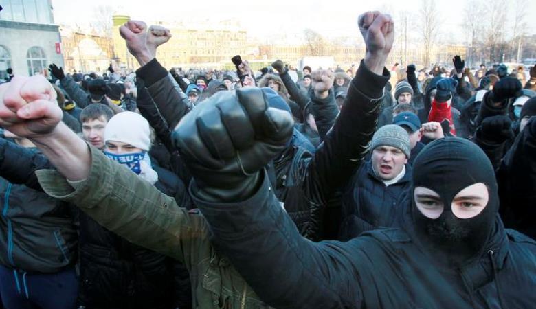 Kekerasan Ancam Penyelenggaraan Piala Dunia Rusia 2018