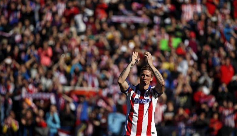 Torres Tetap Pahlawan Bagi Fans Atletico