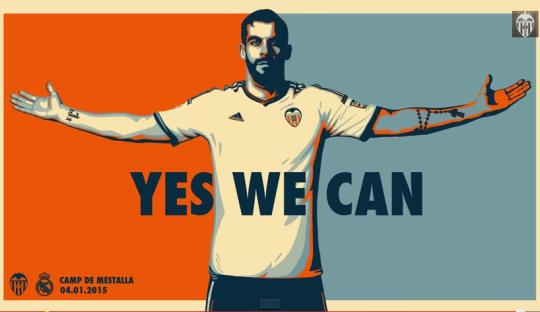 Cara Valencia Patahkan Rekor Madrid