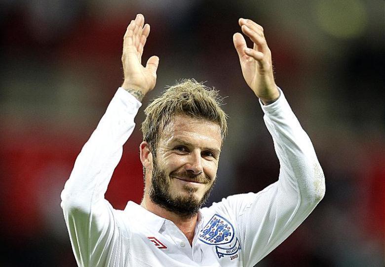 Preston sebagai Memoar Kesuksesan Beckham