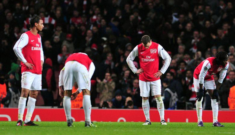 Arsenal dan Kutukan 16 Besar Liga Champions