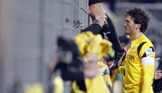 Ketika Dortmund Minta Maaf pada Suporter yang Marah....