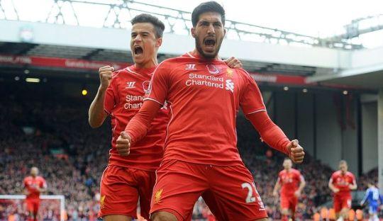 Peran Penting Emre Can pada Skema Baru Liverpool