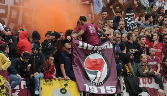 Triangle Brotherhood dan Sisi Lain Tribun Livorno