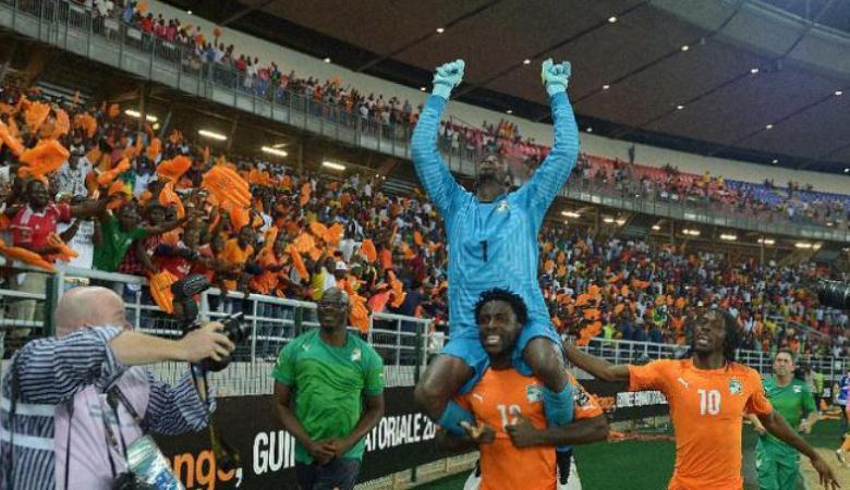 Kisah Kiper Cadangan dan Medali Piala Afrika untuk Ibunda