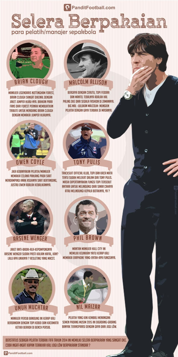 UP - style managers and coaches