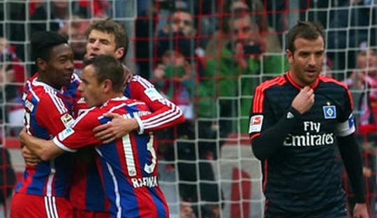 Kado Valentine dari Bundesliga