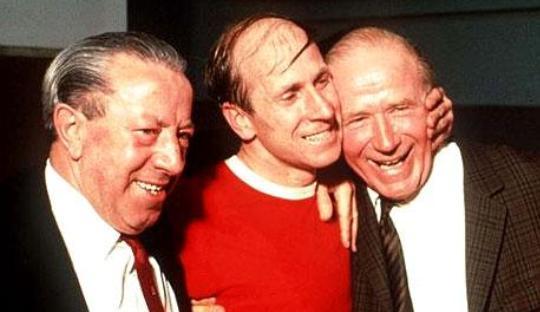 Jimmy Murphy, Dia yang Membangun United dari Puing Reruntuhan Munich