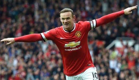 Saatnya Kembalikan Rooney ke Posisi Striker?