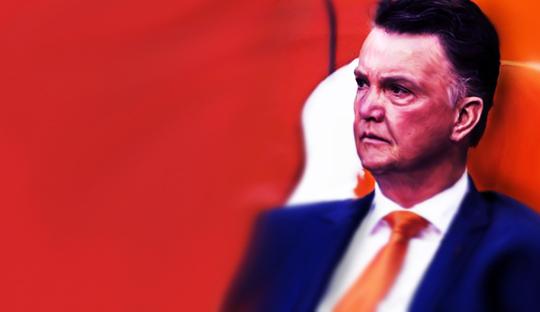 Potret van Gaal sebagai Dosen Filsafat Olahraga
