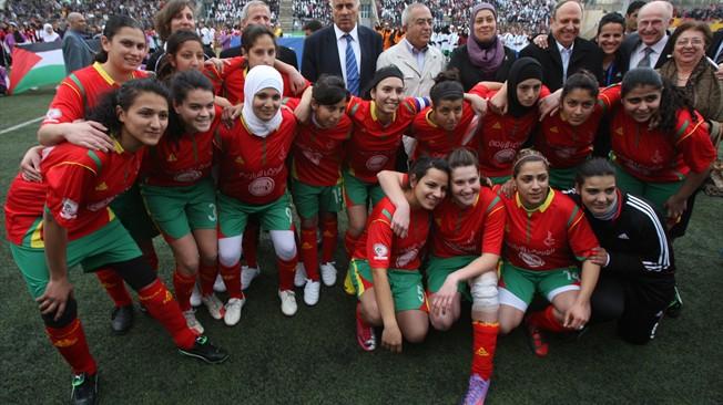 Balada Timnas Perempuan Palestina