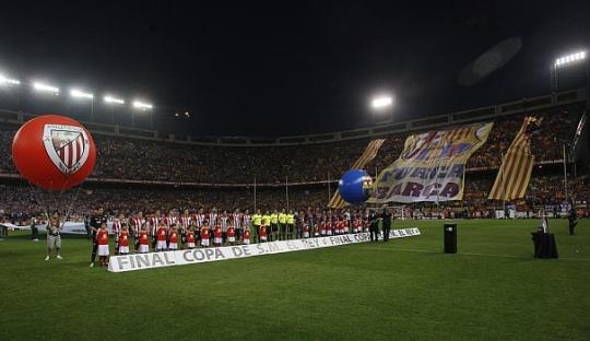 Ketika Politik Pengaruhi Final Copa Del Rey 2015