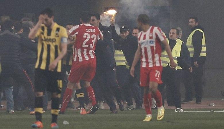 Ancaman Penghentian Liga Yunani