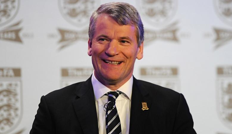 Perjalanan David Gill dari United ke FIFA
