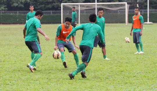 Menilai Kinerja Pemain Timnas U-23 vs Timor Leste U-23
