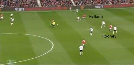 Fellaini Rooney