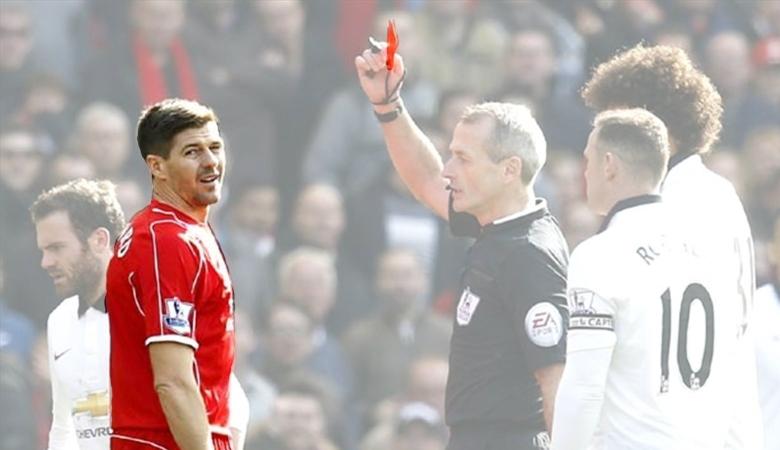 40 Detik yang Bergemuruh di Kepala Gerrard