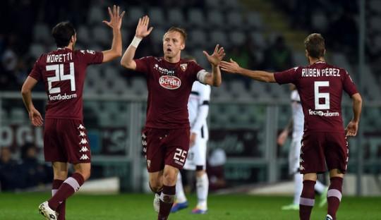 Saat Torino Sejajar dengan Juventus