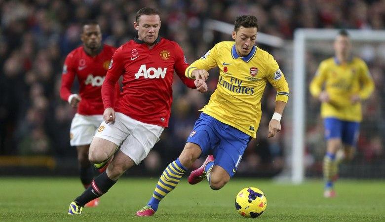 Preview Manchester United vs Arsenal: Adu Serang di Old Trafford