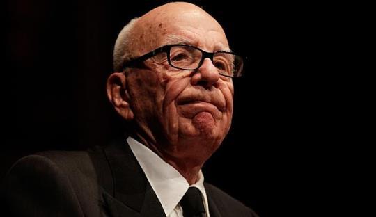 Sensasi Koran Kuning yang Diwariskan Rupert Murdoch